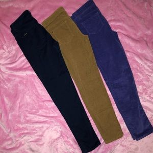 Celebrity Pink 2 Pair & SO 1 Pair (Jeans & Cords)